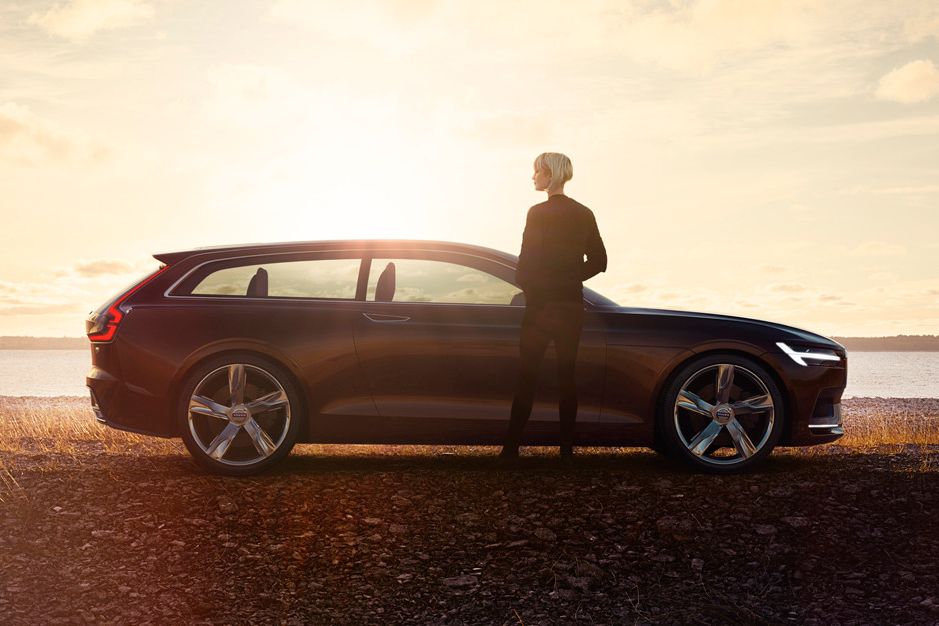 Image of Volvo Concept Estate