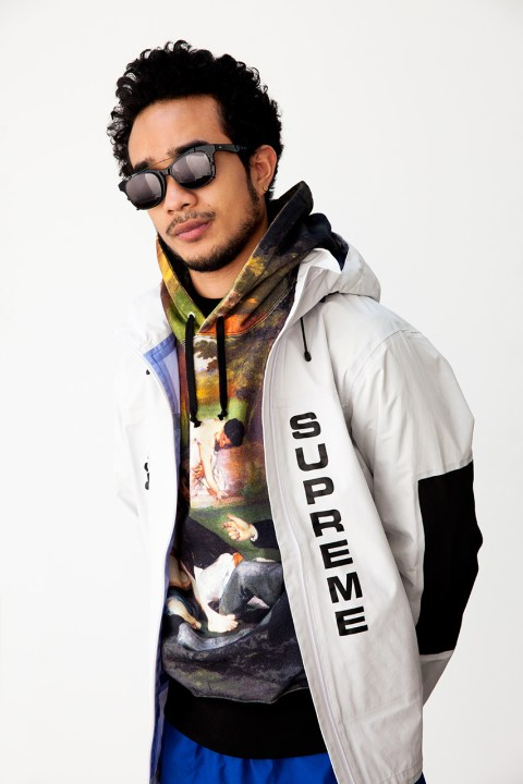 Image of WARP: Supreme 2014 Spring/Summer Collection Editorial