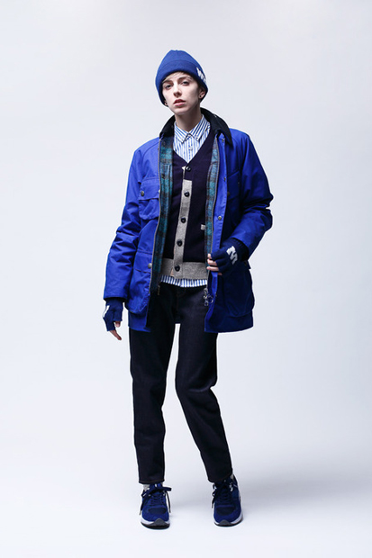 Image of White Mountaineering Women's 2014 Fall/Winter Collection