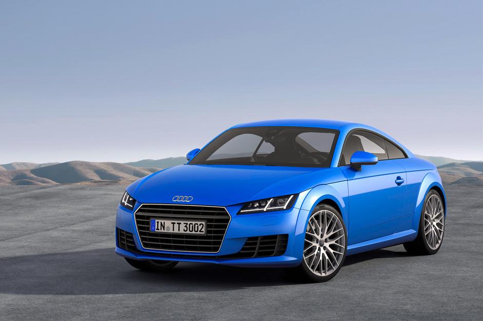 Image of 2015 Audi TT
