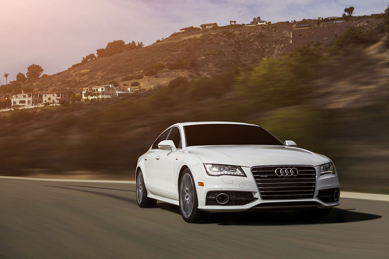 Image of A Closer Look at the 2014 Audi A7 TDI