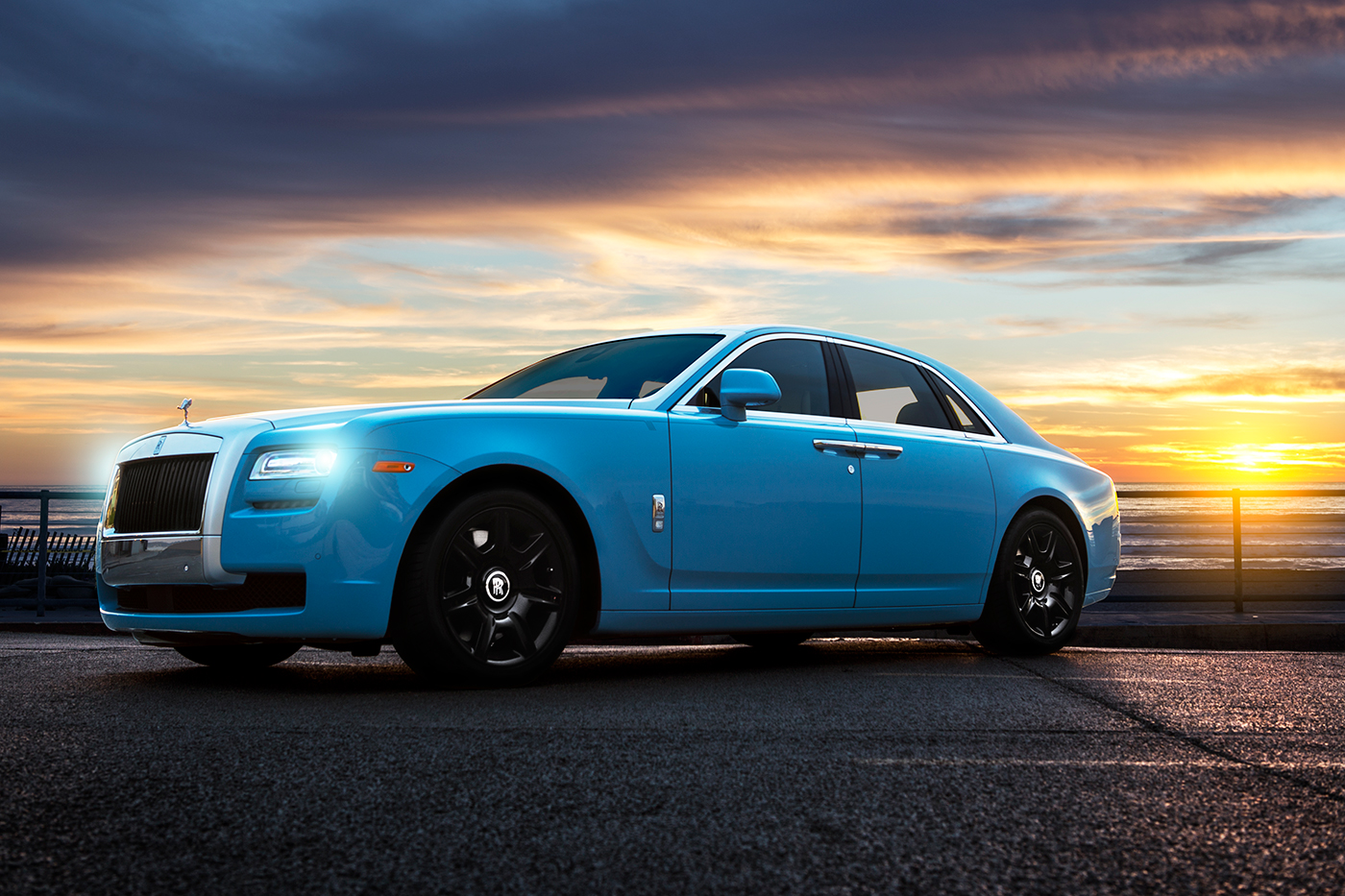 Image of A Closer Look: Rolls-Royce Alpine Trial Centenary Collection Ghost