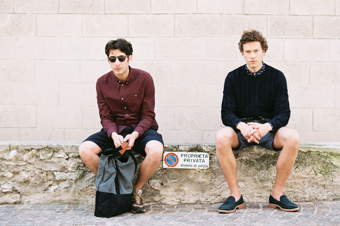 Image of A Kind of Guise 2014 Spring/Summer Lookbook