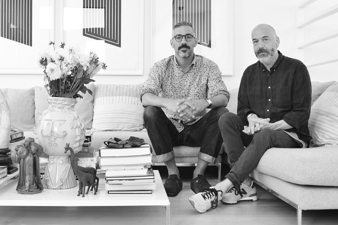 Image of A Look Inside the San Francisco Home of UNIONMADE's Todd Barket & Carl Chiara