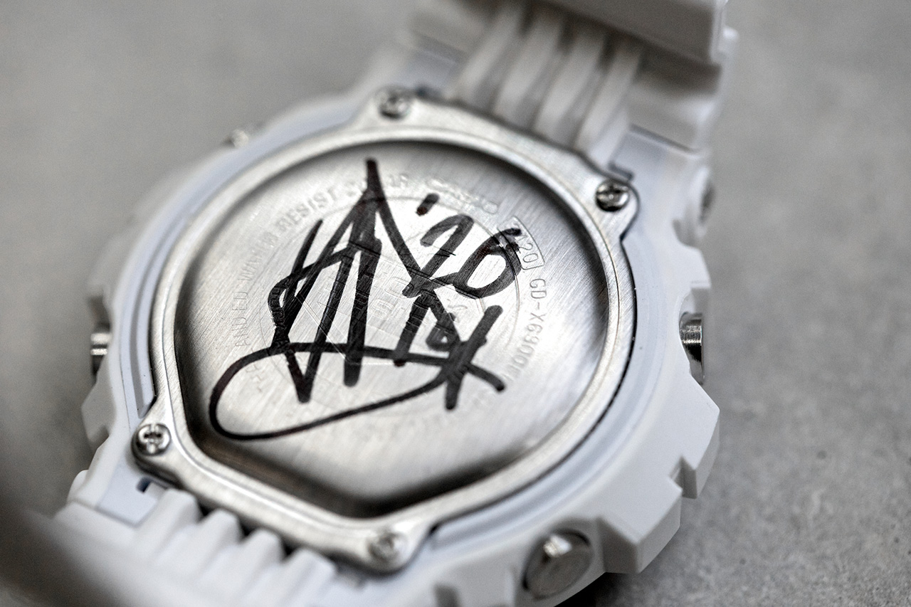 Image of Aaron De La Cruz x Remix x Casio G-Shock GD-6900