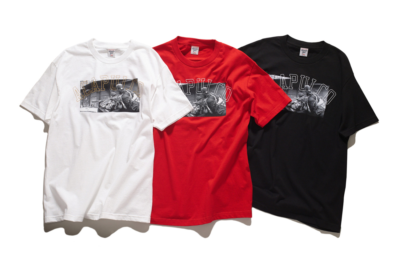Image of Acapulco Gold 2014 Spring Collection Delivery 1