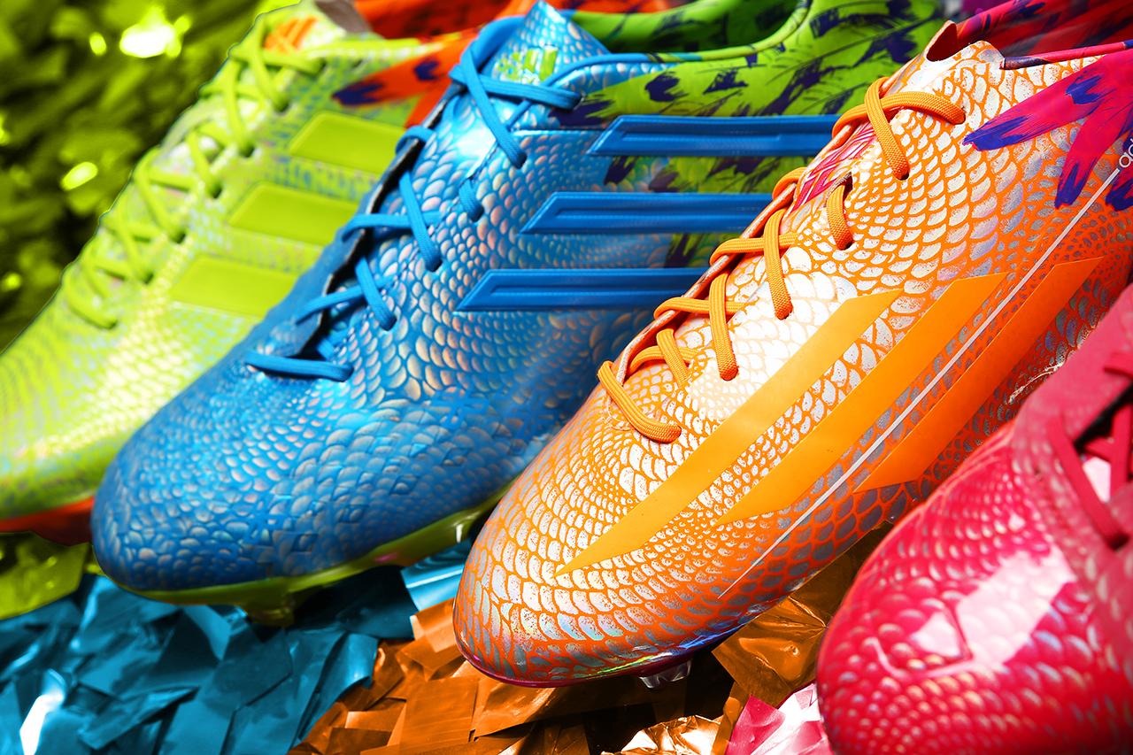 "Image of adidas 2014 Spring ""Carnaval"" Pack"
