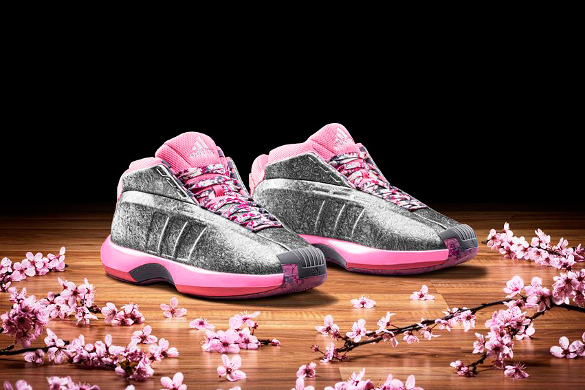 "Image of adidas Basketball 2014 Spring/Summer ""Florist City"" Collection"