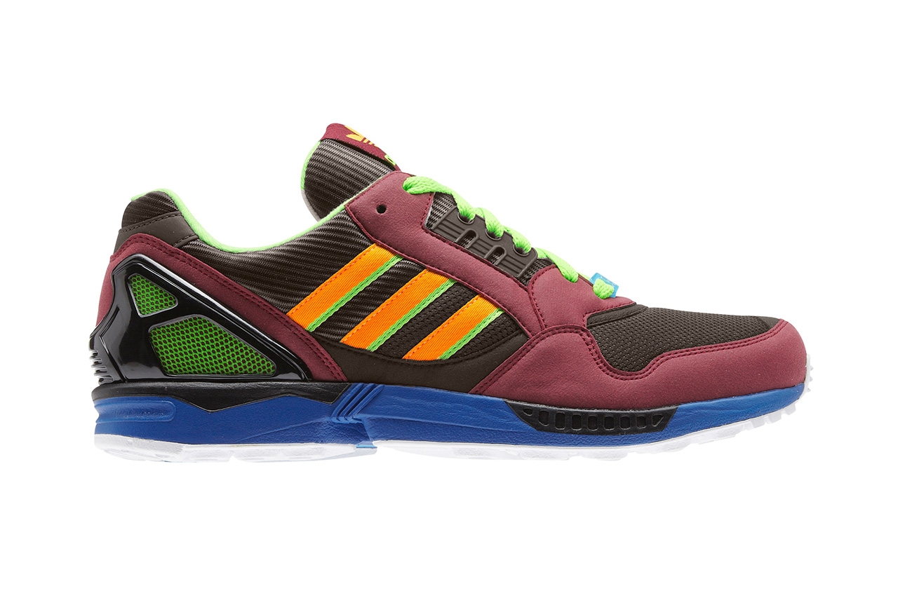 "Image of adidas Originals ZX 25th Anniversary ""Negative"" Pack"
