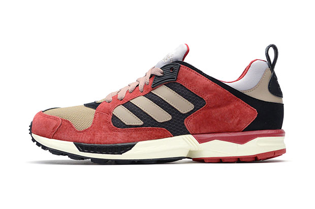 Image of adidas Originals ZX 5000 RSPN Red/Beige/Black