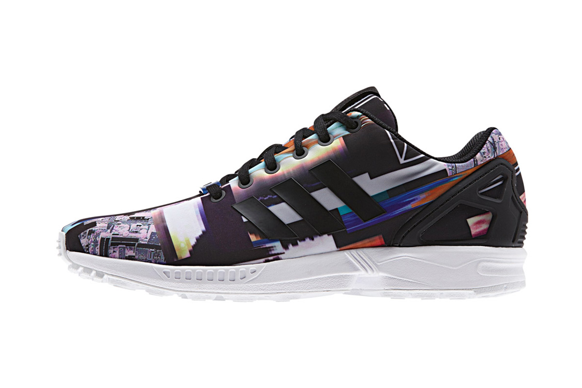 "Image of adidas Originals ZX FLUX 8K ""Graphic"""
