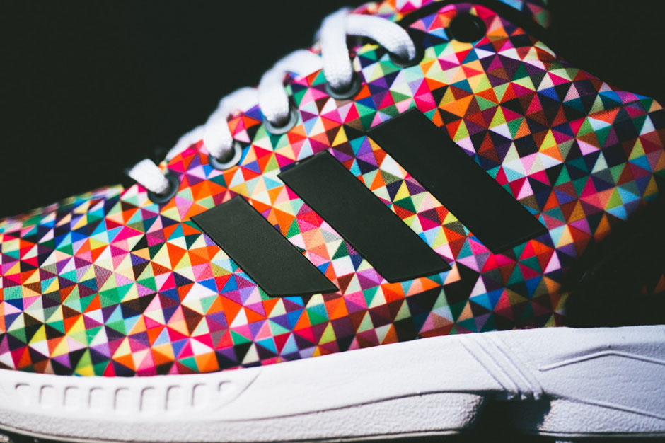 "Image of adidas Originals ZX FLUX ""Multi"""