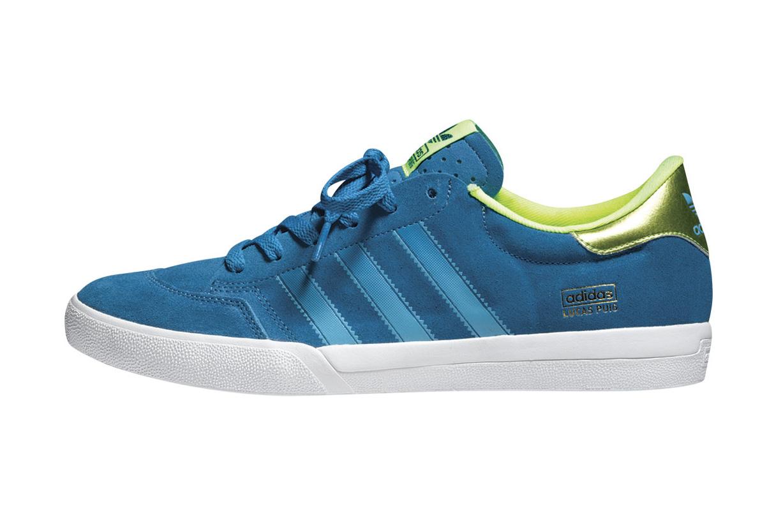 "Image of adidas Skateboarding 2014 Spring/Summer ""Futebol"" Pack"
