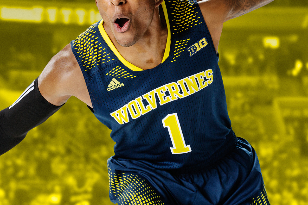 "Image of adidas Unveils 2014 ""Made In March"" NCAA Basketball Uniforms"