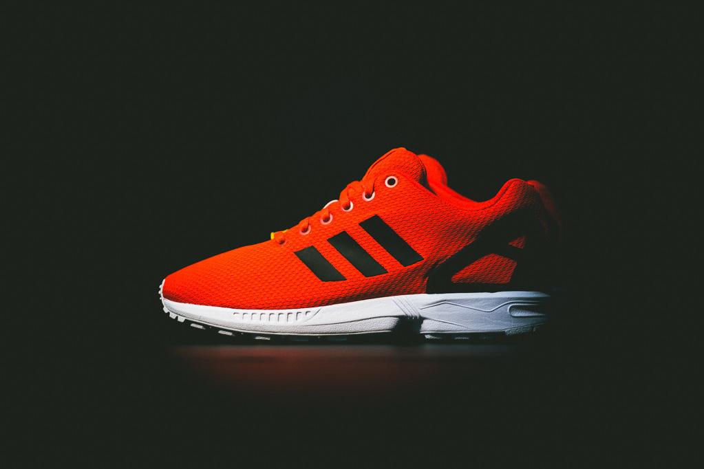 "Image of adidas Originals ZX FLUX ""Infrared"""