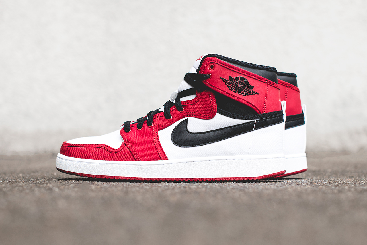 "Image of Air Jordan I KO High OG ""Chicago"""