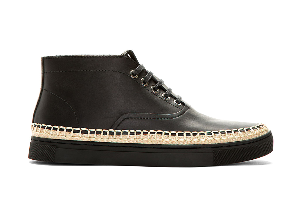 Image of Alexander Wang 2014 Spring/Summer Mid-Top Asher Sneakers
