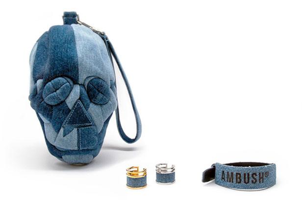 "Image of AMBUSH ""NU ORDER"" Denim Capsule Collection"