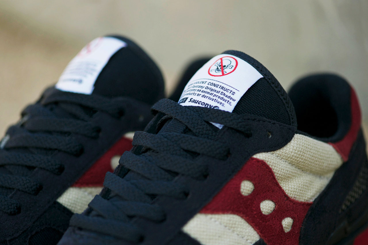 """Image of An Exclusive Look at the BAIT x Saucony Shadow Original """"Cruel World 2"""""""