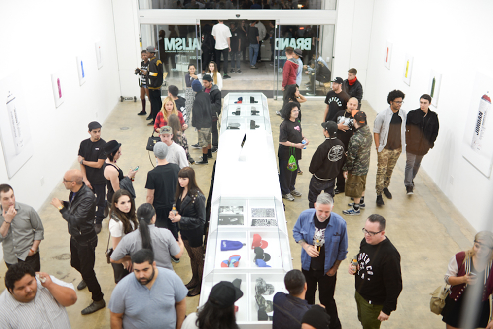 "Image of Antonio Brasko ""BRANDALISM"" @ The Seventh Letter Recap"