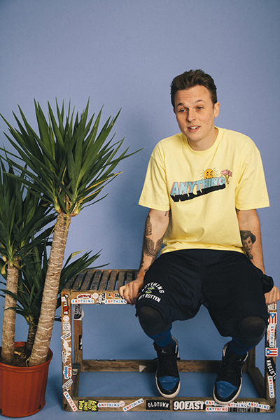 Image of aNYthing 2014 Spring/Summer Lookbook