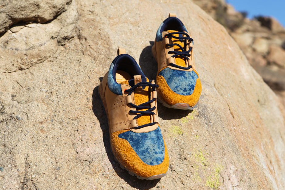 Image of AXS Folk Technology x CLAE Mills Runner