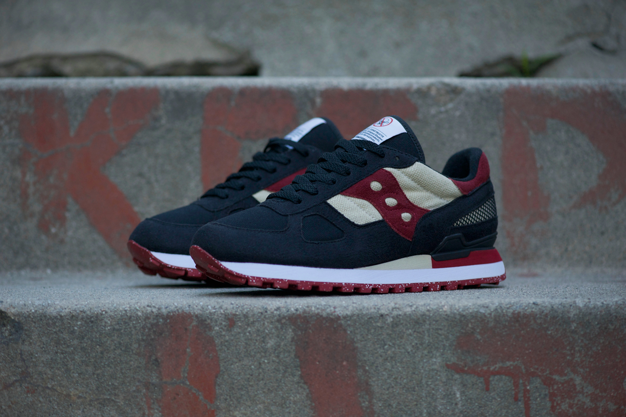 "Image of BAIT x Saucony Shadow Original ""Cruel World 2"" Teaser"