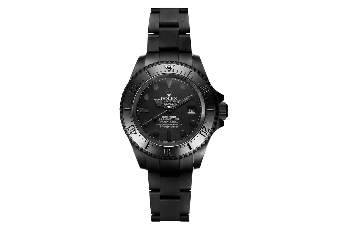 "Image of Bamford Watch Department ""Predator"" Deepsea"