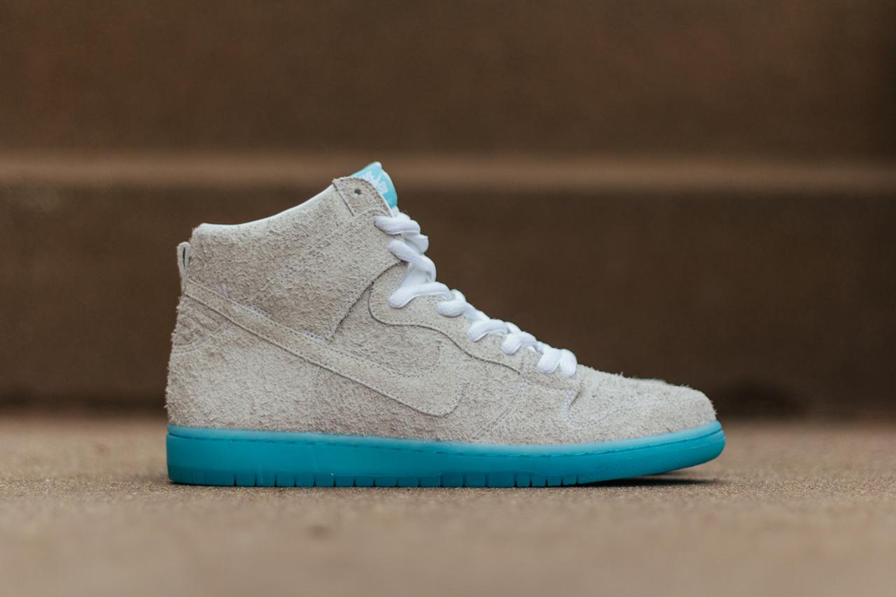"round about Baohaus NY x Nike SB Dunk High Pro ""Chairman Bao"""