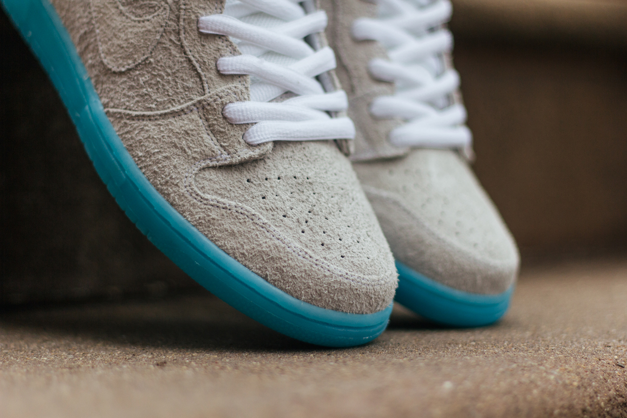 "Image of Baohaus NY x Nike SB Dunk High Pro ""Chairman Bao"""