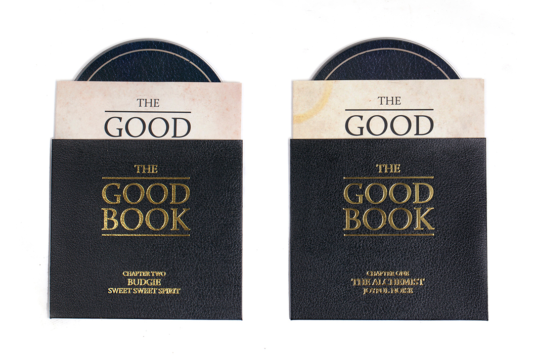 "Image of BAU Presents ""The Good Book"" by The Alchemist & Budgie"