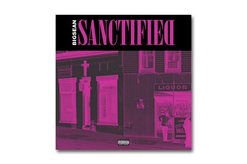 Image of Big Sean - Sanctified