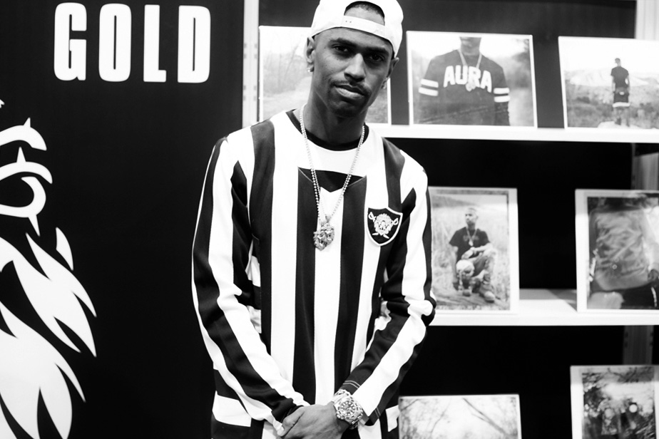 Image of Big Sean Speaks On Aura Gold and Forthcoming Music Projects