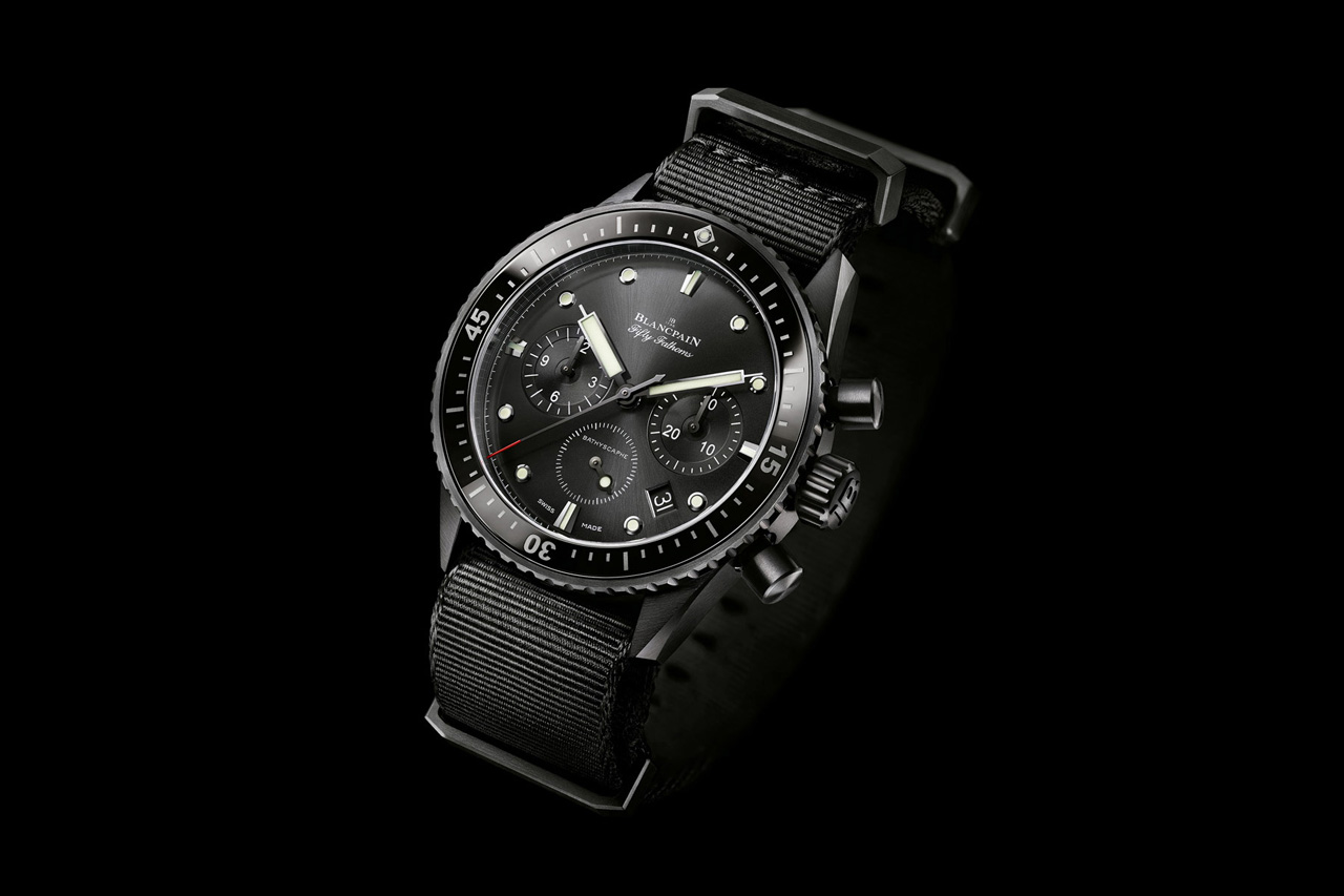 Image of Blancpain Bathyscaphe Fifty Fathoms