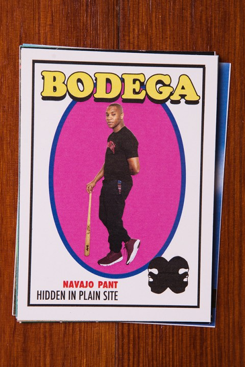Image of Bodega 2014 Spring/Summer Lookbook