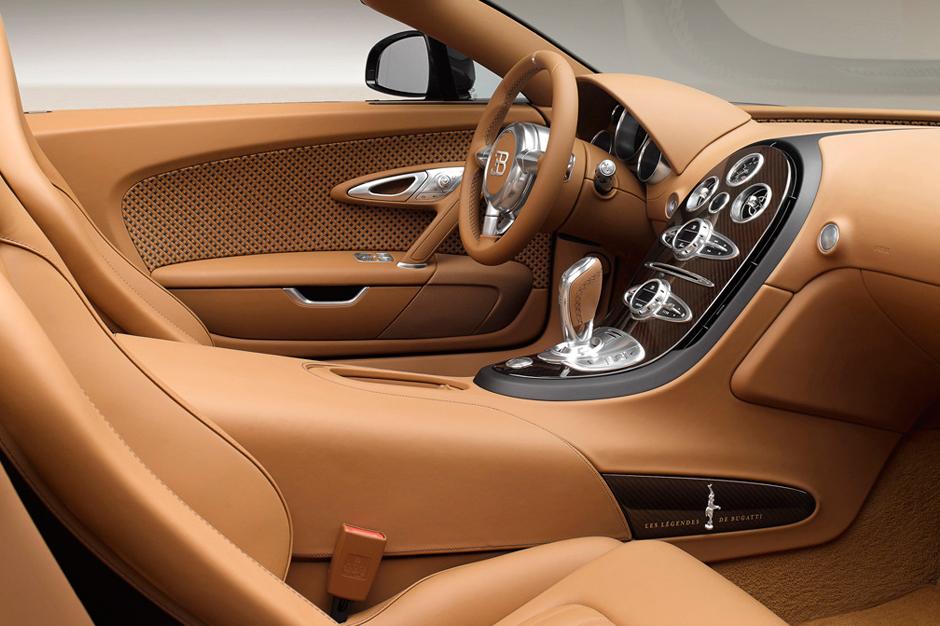"""Image of Bugatti Legends Veyron 16.4 Grand Sport Vitesse """"Rembrandt Bugatti"""" Edition"""