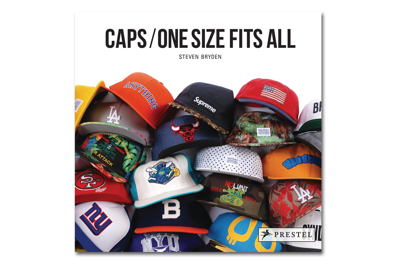 Image of Caps: One Size Fits All by Steven Bryden