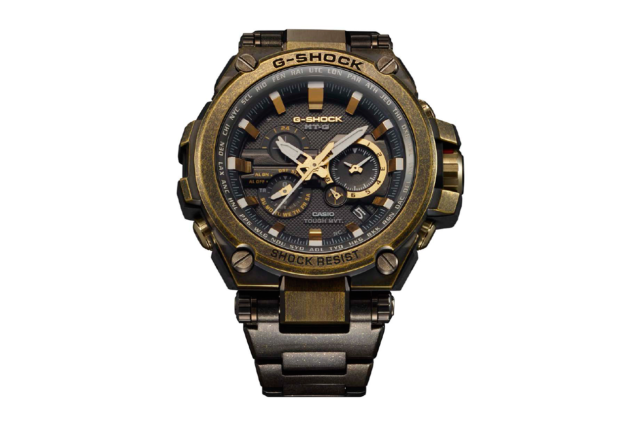 Image of Casio G-Shock MTG-S1000BS
