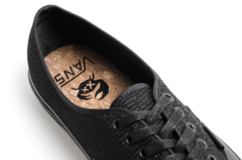 "Image of Chuck Hughes x Off The Hook x Vans Vault 2014 Spring ""Black Crab"" Pack"