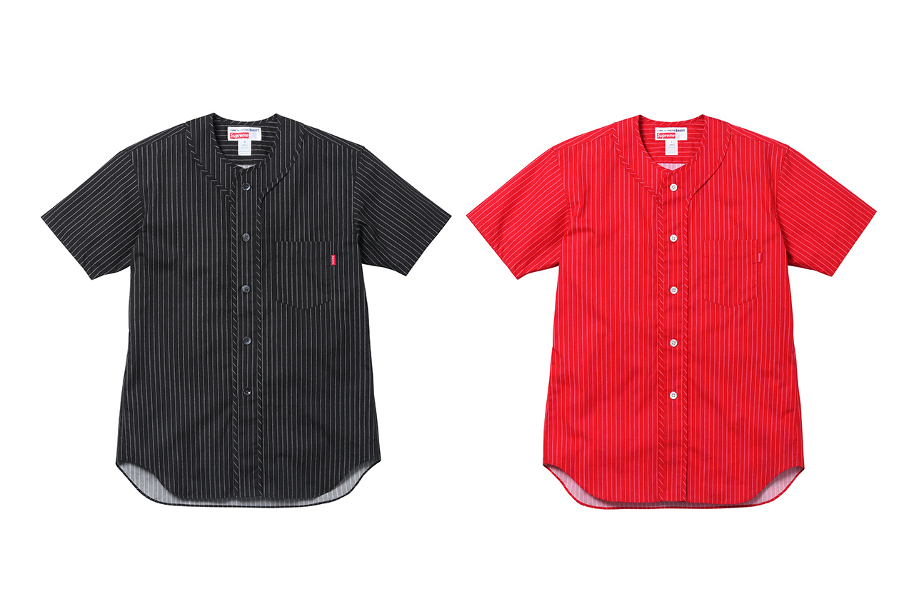 Image of COMME des GARCONS SHIRT x Supreme 2014 Spring/Summer Collection