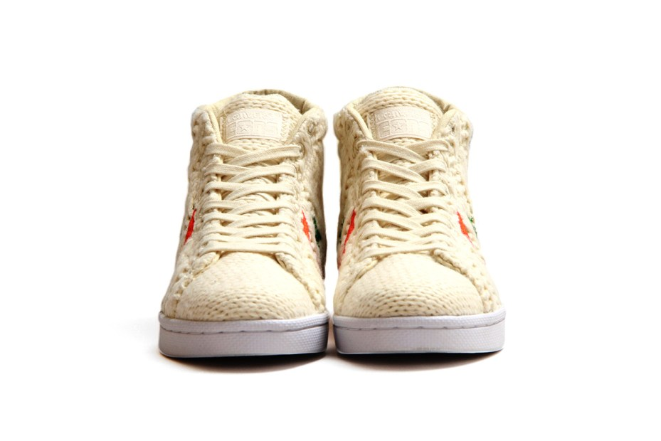 "Image of Concepts x Converse Pro Leather Hi ""Aran Sweater"""