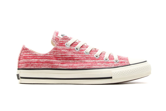"Image of Converse Japan 2014 Spring/Summer Chuck Taylor All Star Hi ""Summer Knit"""