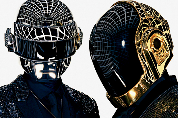 Image of Daft Punk featuring Jay Z - Computerized