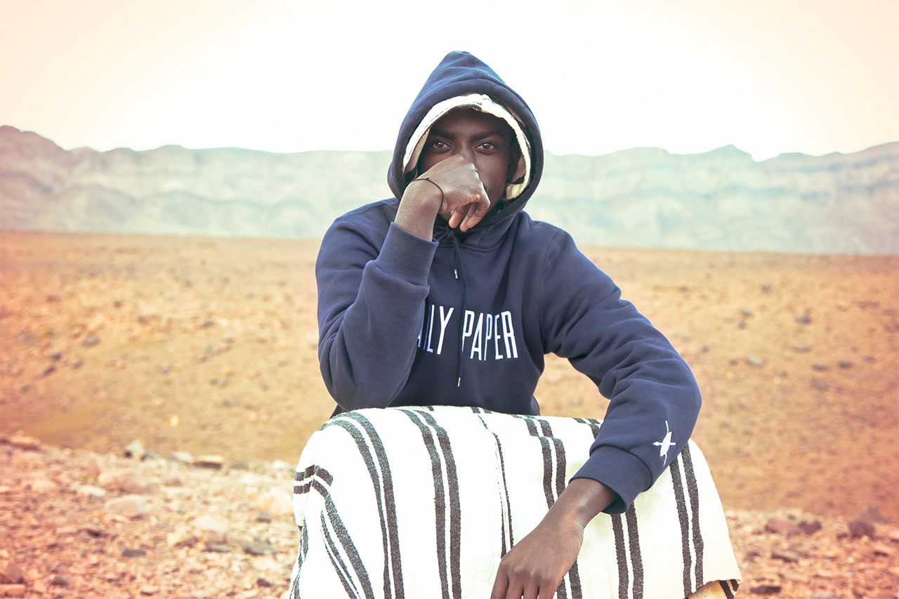 Image of Daily Paper 2014 Spring/Summer Lookbook