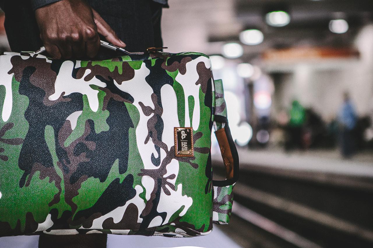 Image of Don Cannon x Rare Addiction Aviator Bag