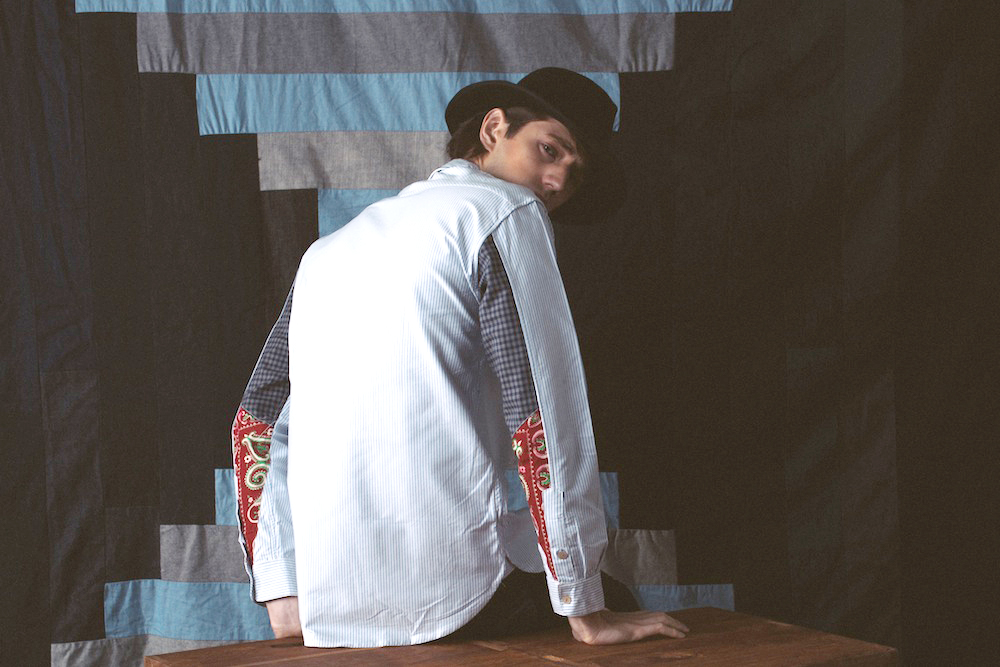 "Image of elhaus 2014 Spring/Summer ""Archived Cardinals"" Lookbook"