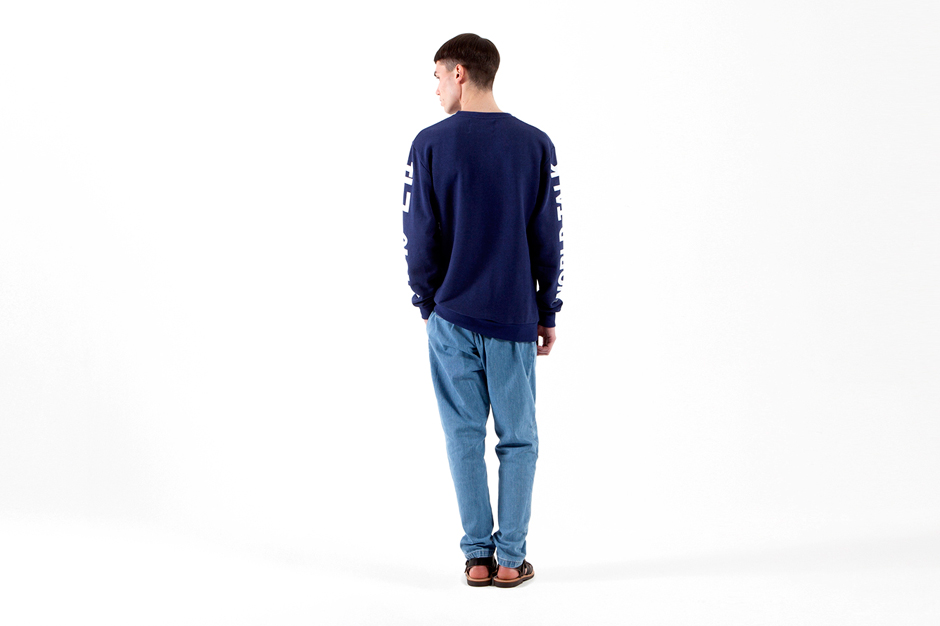 Image of Etudes x The Broken Arm 2014 Spring/Summer Collection