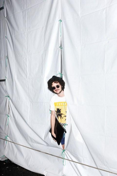 Image of F.S.Z 2014 Spring/Summer Lookbook