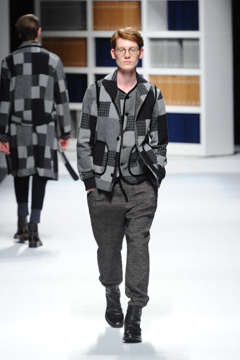 Image of FACTOTUM 2014 Fall/Winter Collection