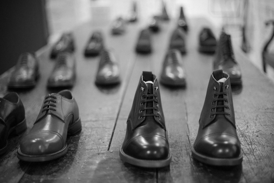 Image of Freemans Sporting Club x Grenson Pop-up Store
